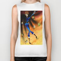 hetalia Biker Tanks featuring Where The Crazy Is by InsianCat