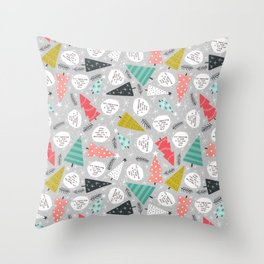 A Very Swe*ry Chr*stmas: It's beginning to look a lot like Fuck This Throw Pillow