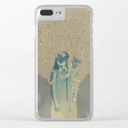 Komorebi Clear iPhone Case