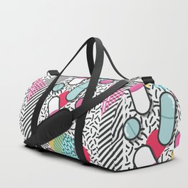 Pills pattern 018 Duffle Bag