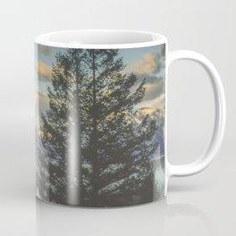 grand teton high country sunrise Coffee Mug