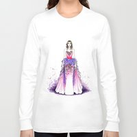 sparkle Long Sleeve T-shirts featuring Sparkle by Tania Santos