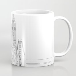 NYC lines Coffee Mug