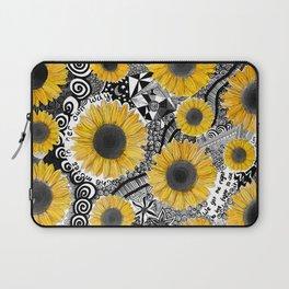 girasol, tournesol, sunflower Laptop Sleeve
