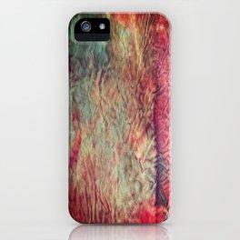 grain iPhone Case