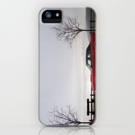 Scarlett iPhone Case