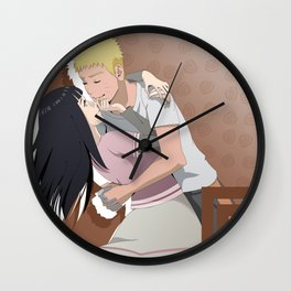 cinnamon rolls Wall Clock