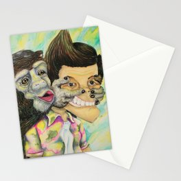 Celebrity Pet Stationery Cards