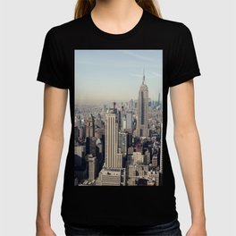 New York City Aerial View T-shirt