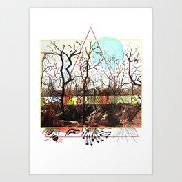Bas Cu' Art Print