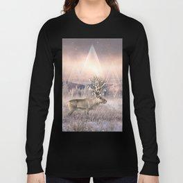 Stillness of Winter Long Sleeve T-shirt