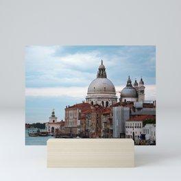 Santa Maria della Salute Mini Art Print