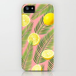 Lemons #society6 #decor #buyart iPhone Case