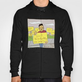 2014 Dont Buy Nothing  Hoody