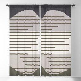 Abstract Geometric Art 50 Blackout Curtain