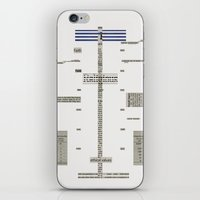 religious iPhone & iPod Skins featuring Investing as a Religious Practice by deadraisedtolife