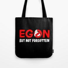 Egon but not forgotten  Tote Bag
