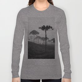 Araucaria Angustifolia Long Sleeve T-shirt