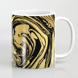 Black and Gold Marble Edition 2 Coffee Mug
