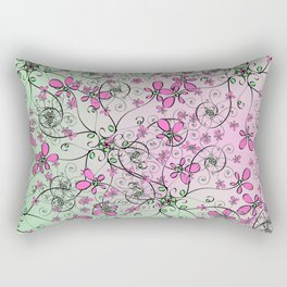 Brambles (2018) Rectangular Pillow