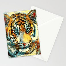 Animal_Art_Tiger20161204_by_JAMFoto Stationery Cards