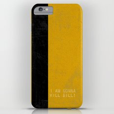 Kill Bill Slim Case iPhone 6s Plus