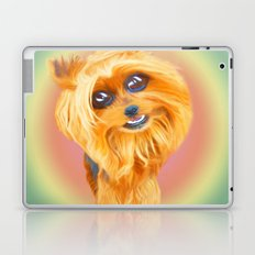 Yorkie II Laptop & iPad Skin