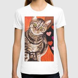 Love Tabbies T-shirt