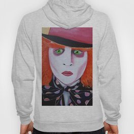 Mad Hatter Painting Hoody