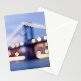 NYC Dream Stationery Cards