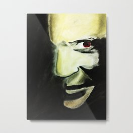 Hello Clarice, it's good to see you again #2 Metal Print