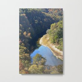 Sparrowhawk Mountain Series, No. 2 Metal Print