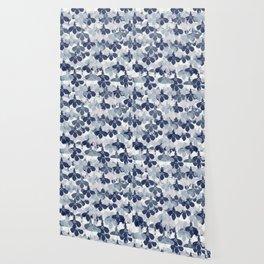 Abstract flower pattern 2 Wallpaper