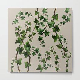 Ivy day Metal Print