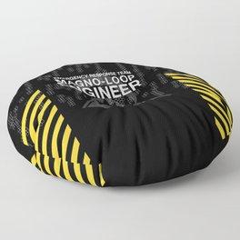 Magno-loop Engineer Floor Pillow