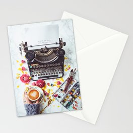Do what you Love. Stationery Cards