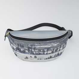 Gallatin Mountains Fanny Pack