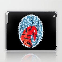 Smug red horse 2. Laptop & iPad Skin