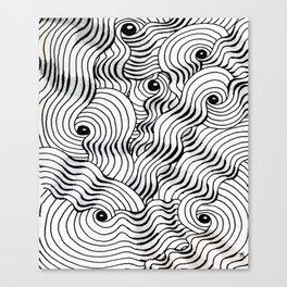 Vervy Canvas Print