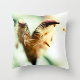 Maybe Love Throw Pillow