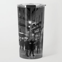 Latin Quarter, Paris Travel Mug