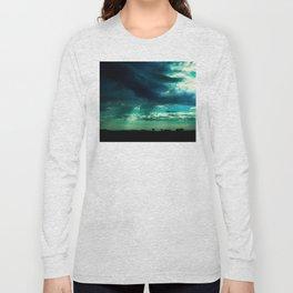 Morning Storm-Iowa Long Sleeve T-shirt