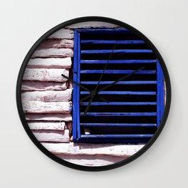 Tabla de palma Wall Clock