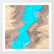 Billabong Art Print