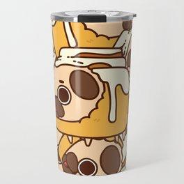 Puglie Cinnapug Travel Mug