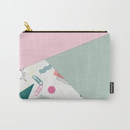 Abstract combined pattern. Carry-All Pouch
