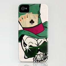 Poker Face Slim Case iPhone (4, 4s)