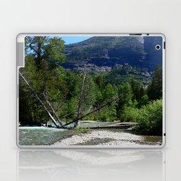 Serene Nature Laptop & iPad Skin
