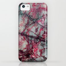 Grey Marble iPhone 5c Slim Case