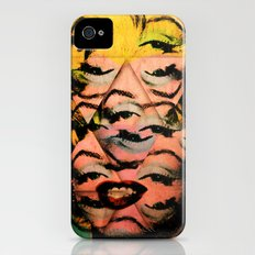 Monroe iPhone (4, 4s) Slim Case